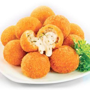 Prawn Cheese Balls