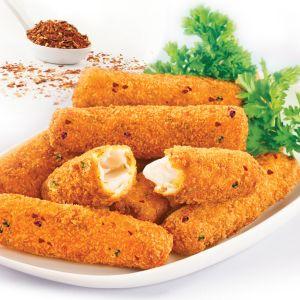 Spicy Fish Sticks